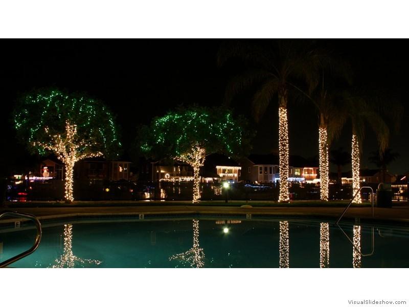 Christmas Lights In Chino Ca